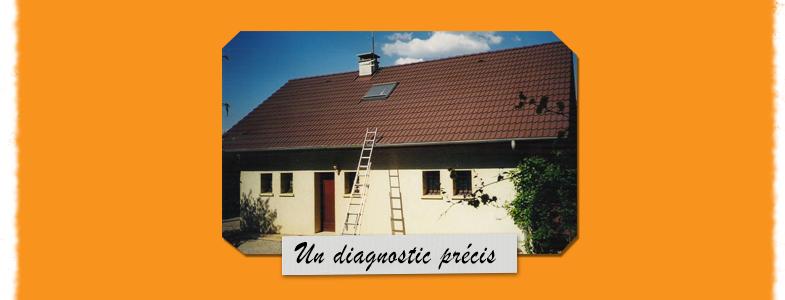 2. Un diagnostic précis de votre toiture