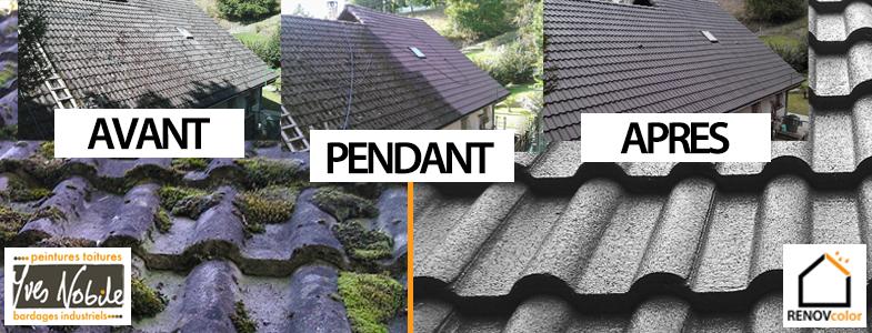 6.  Préparation optimale de la toiture